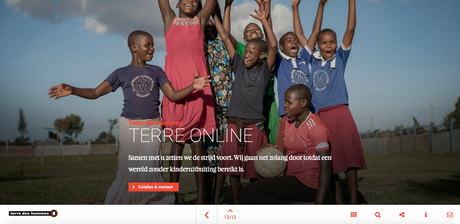 Terre online direct in je mailbox