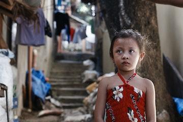 Strijd mee. Stop de kinderhandel in Azie.