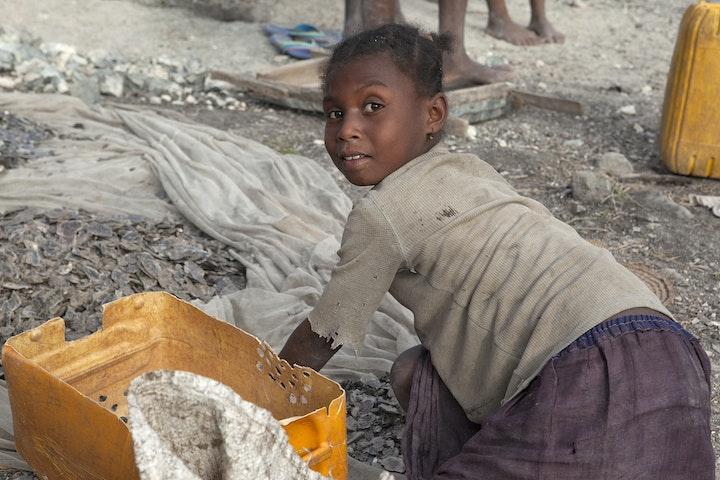 De strijd tegen kinderarbeid
