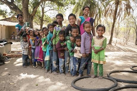4.733 kinderen gaan weer naar school