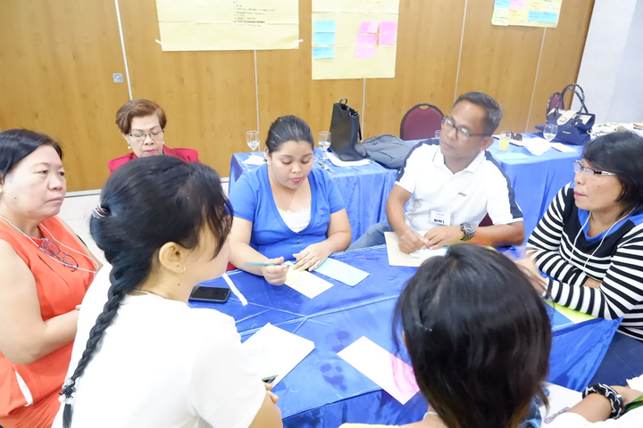 Strengthening local partnerships to fight against Online Child Sexual Exploitation in Cebu, Philippines.