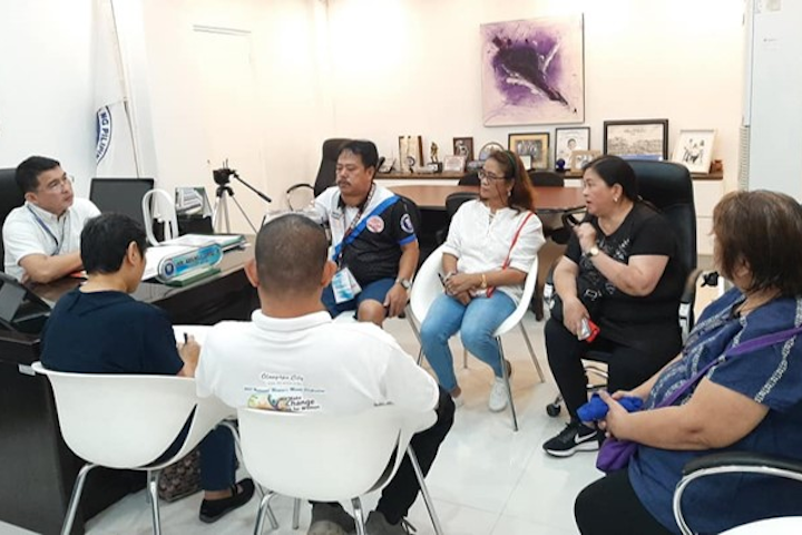 Advocating against Child Trafficking in Olongapo City, Philippines
