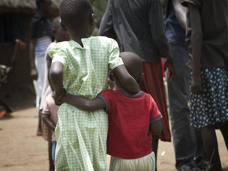 Door wanhoop sturen ouders hun kinderen de straat op om wat geld te verdienen