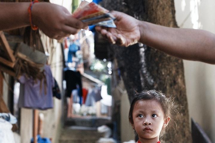 Stop kinderhandel nu!