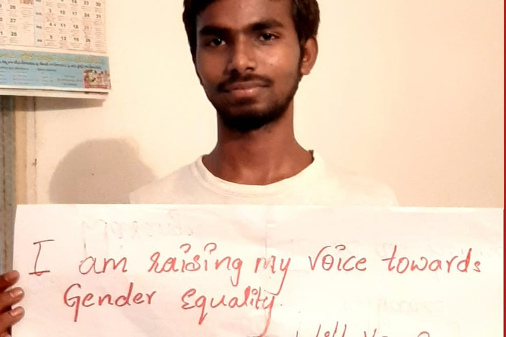 Breaking the stereotype: Boys lead the movement in promoting Gender Equality