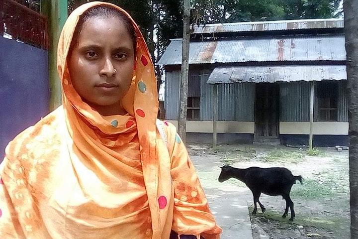 Against all odds, Jyotsna help create change
