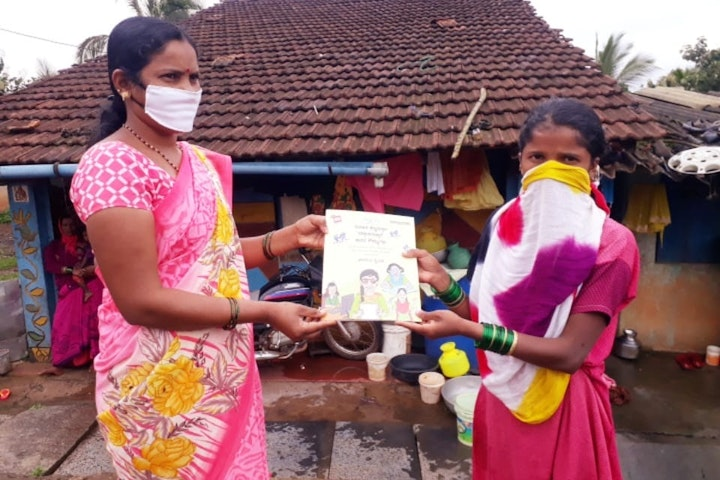 Child Marriage victims receive Life Skills Training