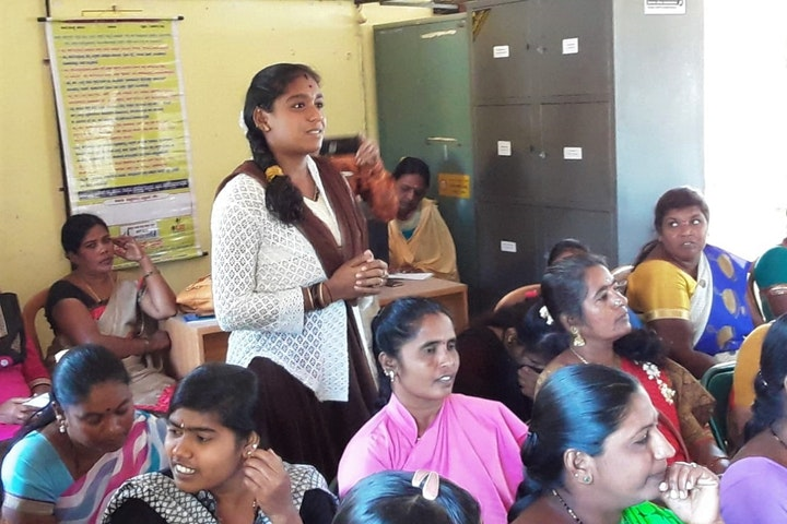 Through Counselling, Vennela´s Whole Life Changed