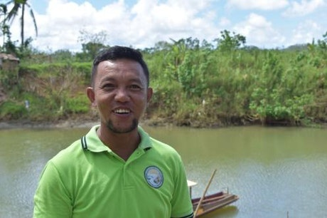 Chairman of Barangay Tawagan,  town of Arteche, Eastern Samar, Philippines
