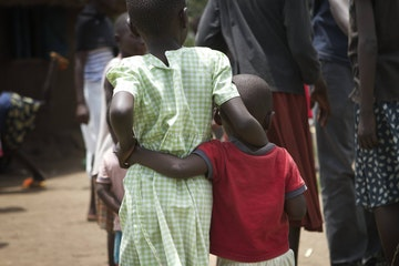 Children on the move in Kenya