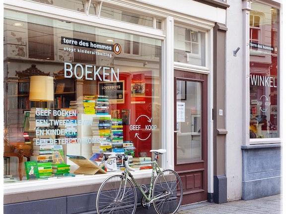 Boekenwinkel Den Bosch