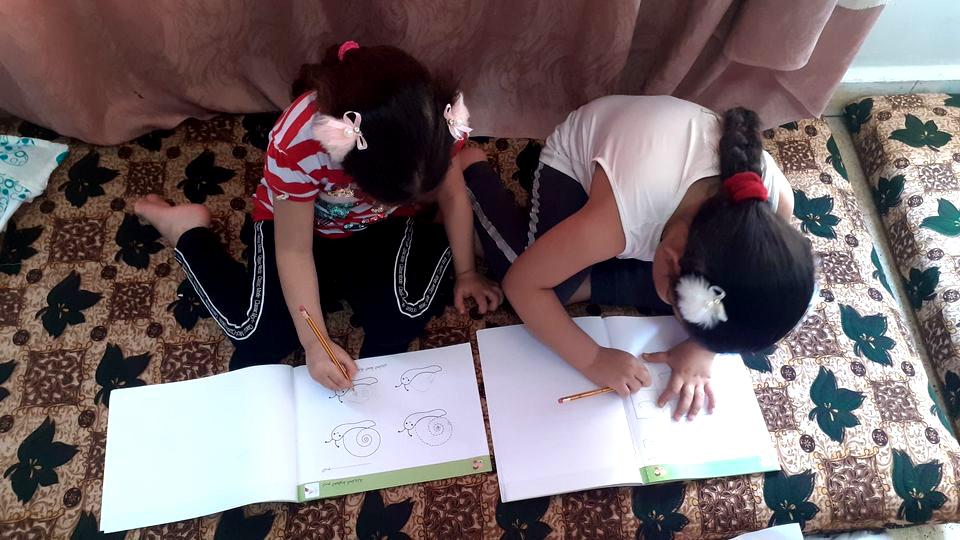 De dochters van Zahra in Libanon
