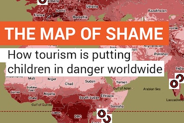 The map of shame