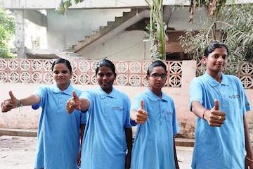 Energetic Young Leaders, GAA, India