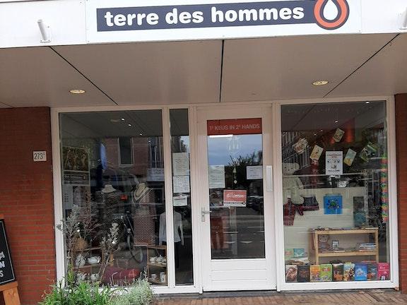 Shop bij Terre des Hommes Utrecht