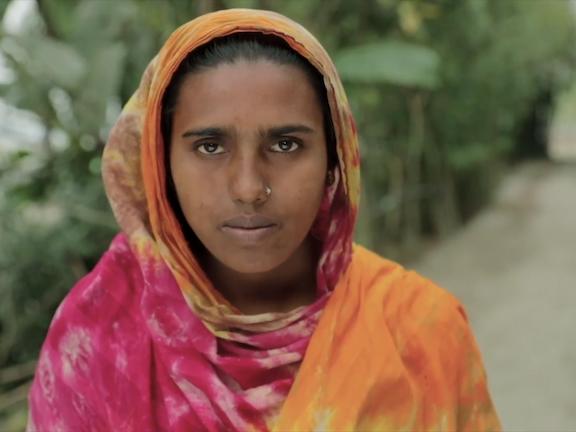 Bangladeshi Girl, Early Married