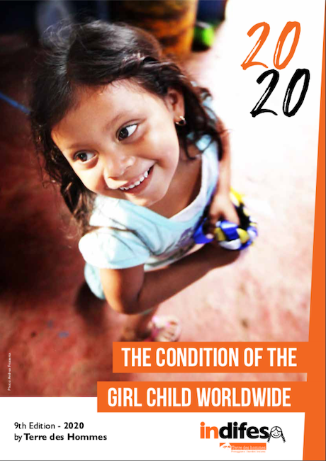 The condition of the girl child worldwide, a research by Terre des Hommes Italy