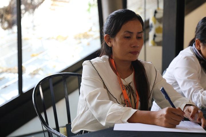 Ravy, ECM project officer, MDK, Cambodia