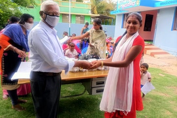 Radhika, A Role Model to Her Community