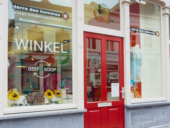 Stop by at our shop in Den Bosch