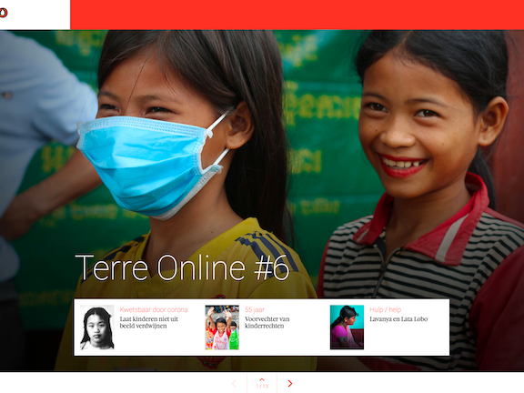 Terre Online 6 Cover