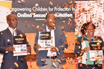 Launch of the training manuals on online child safety in Kenya