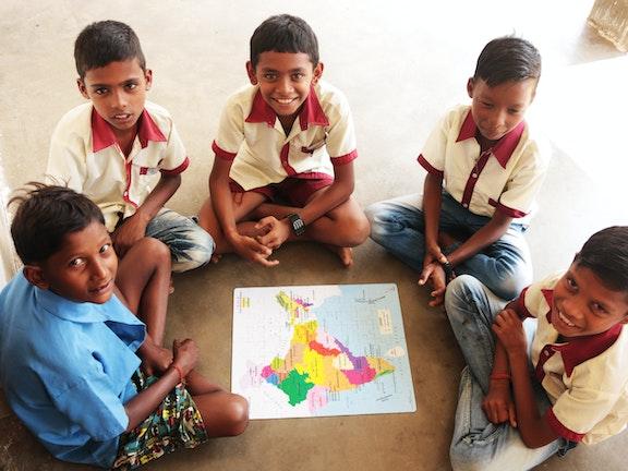 Door een gezamenlijk partnerschap kunnen we kinderuitbuiting stoppen!