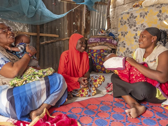 Terre des Hommes responds to the needs in Northeast Nigeria