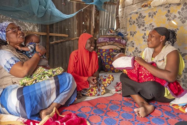Terre des Hommes responds to the needs in Northeast Nigeria