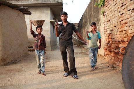 Zeg NEE tegen kinderarbeid en teken nu het manifest.