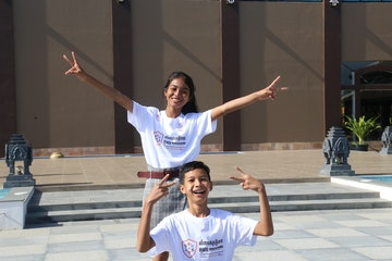 Youth Volunteers in Cambodia