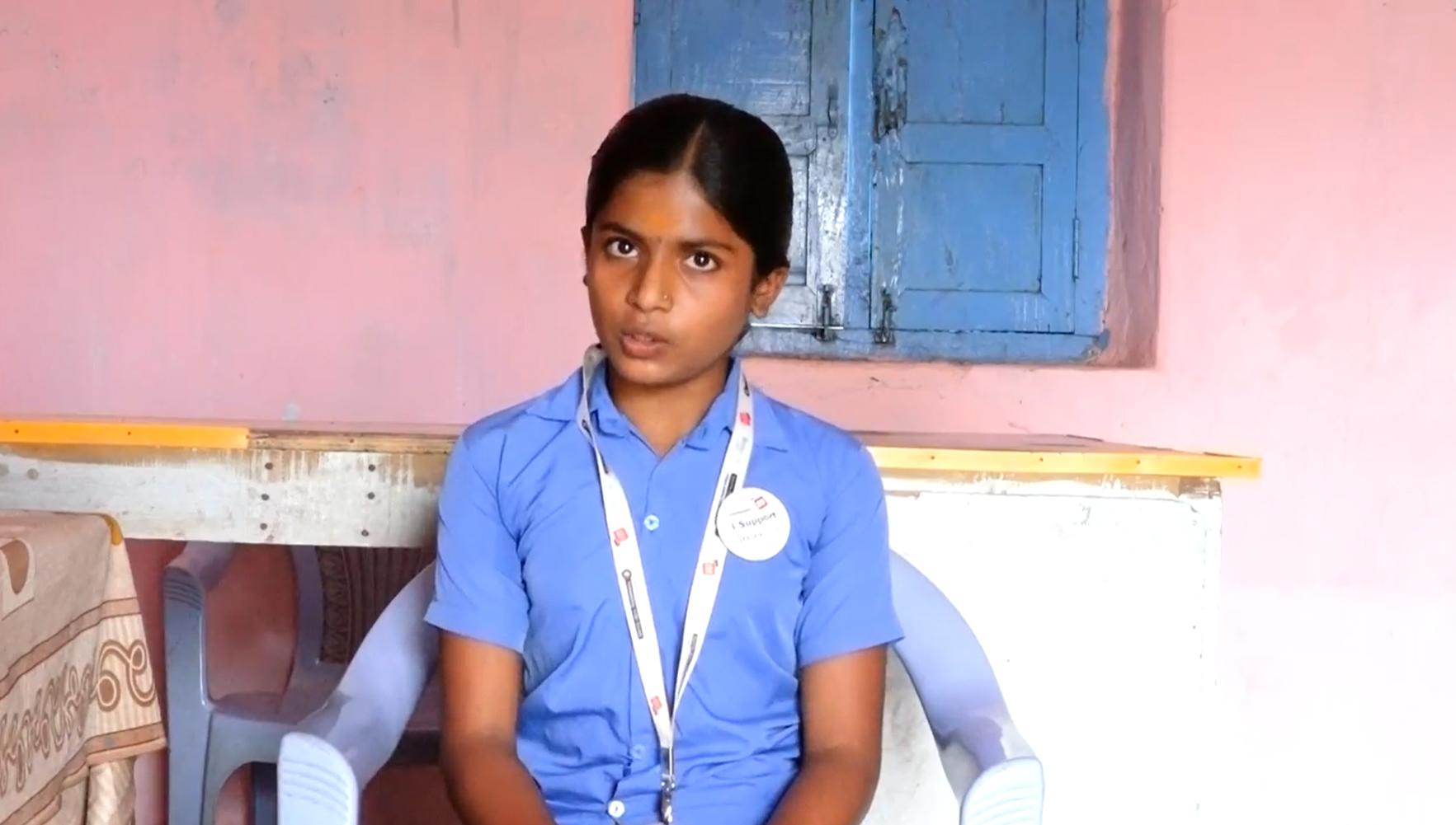 Mangala is inmiddels een actieve deelnemer aan alle projectbijeenkomsten en workshops