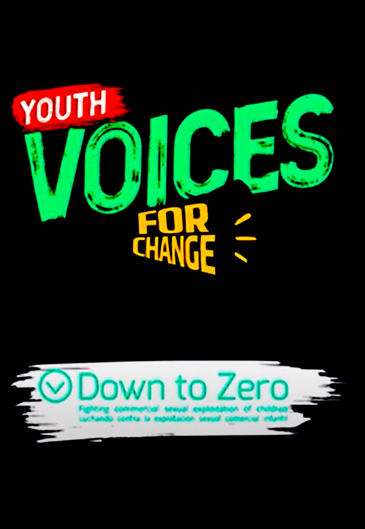 Voice for Change