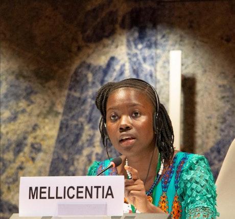 She leads objectives: meisjes en jonge vrouwen betrekken bij het beleid op gender ongelijkheid