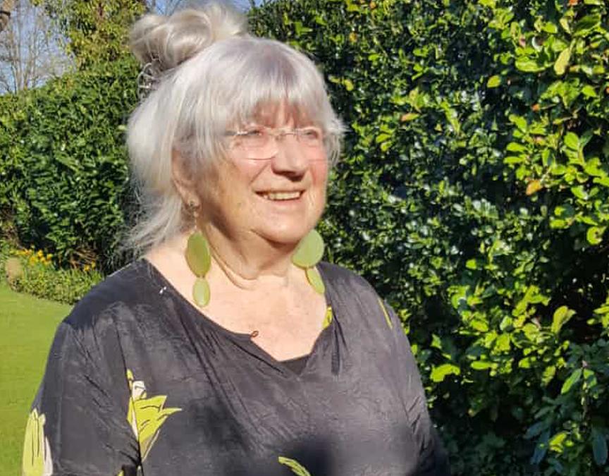 Gré Hilbrandie is coördinator