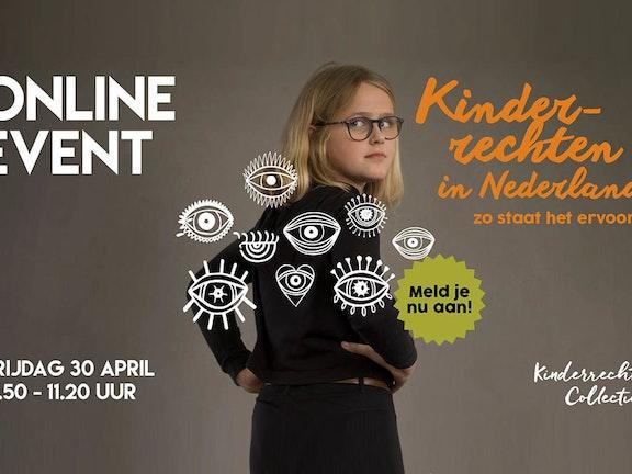 Vrijdag 30 april: overhandiging Kinderrechtencollectief rapport aan Staatssecretaris Blokhuis