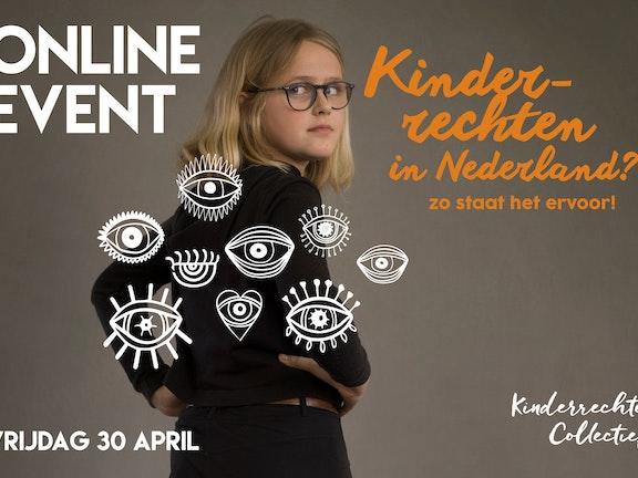 Het Kinderrechtencollectief bood vandaag haar rapport Kinderrechten in Nederland aan Staatssecretaris Blokhuis van VWS aan