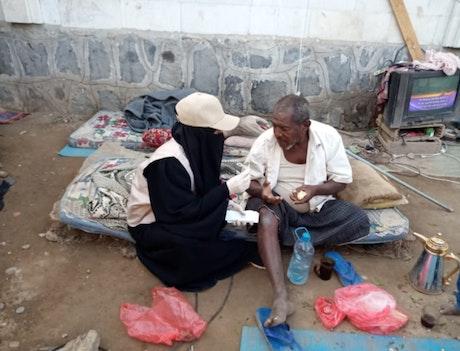 Coronaramp in Jemen