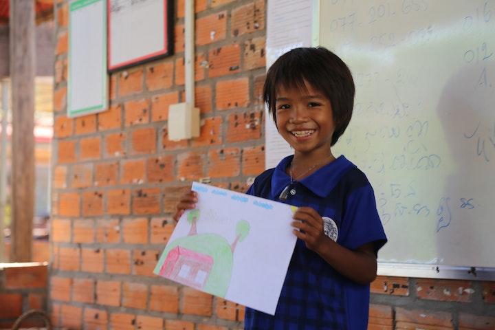 Children from Siem Reap