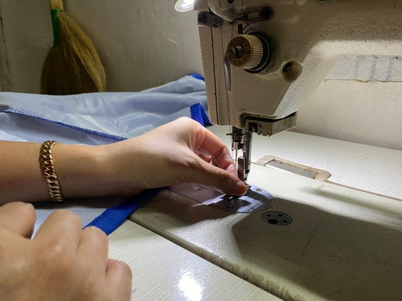 Sewing for Survival