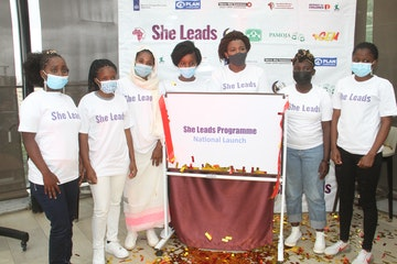 She Leads Kenya Country Programme Launch