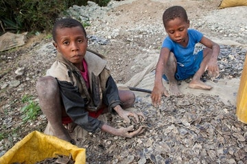 Programma update: Afrika Kinderarbeid 2020 (publicatie juli 2021)