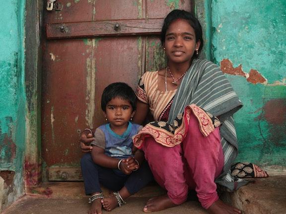 Bijna de helft van de meisjes in India wordt tot trouwen gedwongen voor hun 18e jaar