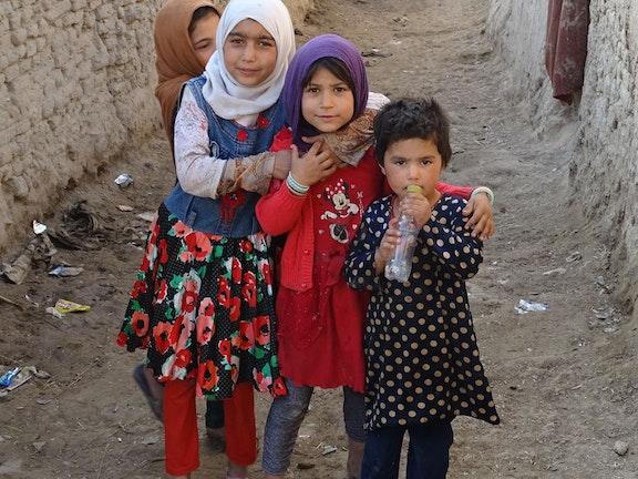 Meisjes in Afghanistan: onzekere toekomst na de machtsovername door de Taliban Fotograaf: A.Recknagel/Terre des Hommes Duitsland