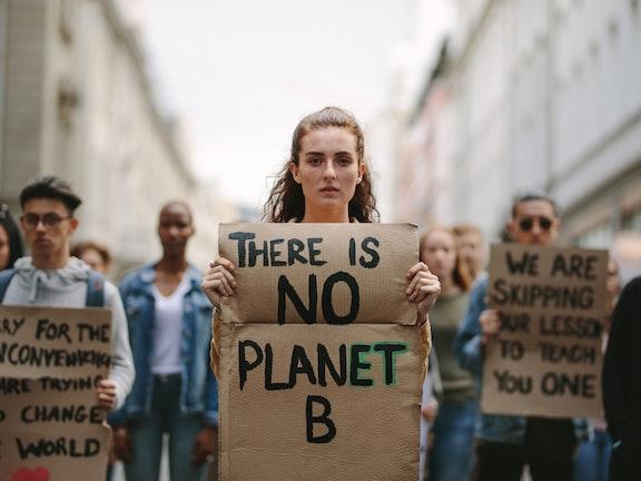 Klimaatverandering is een onderwerp waarover driekwart van de Nederlandse kinderen zich grote zorgen maakt