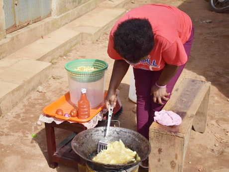 Agnes cooking chips