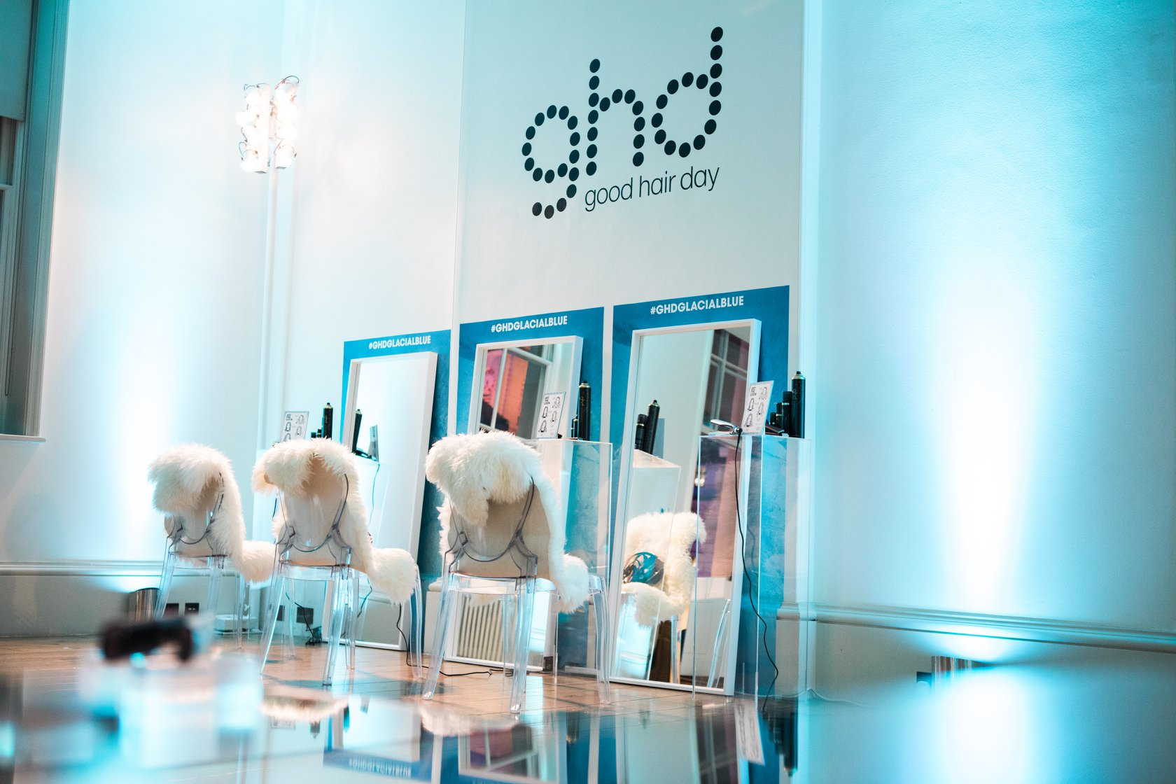 ghd London Glacial Collection
