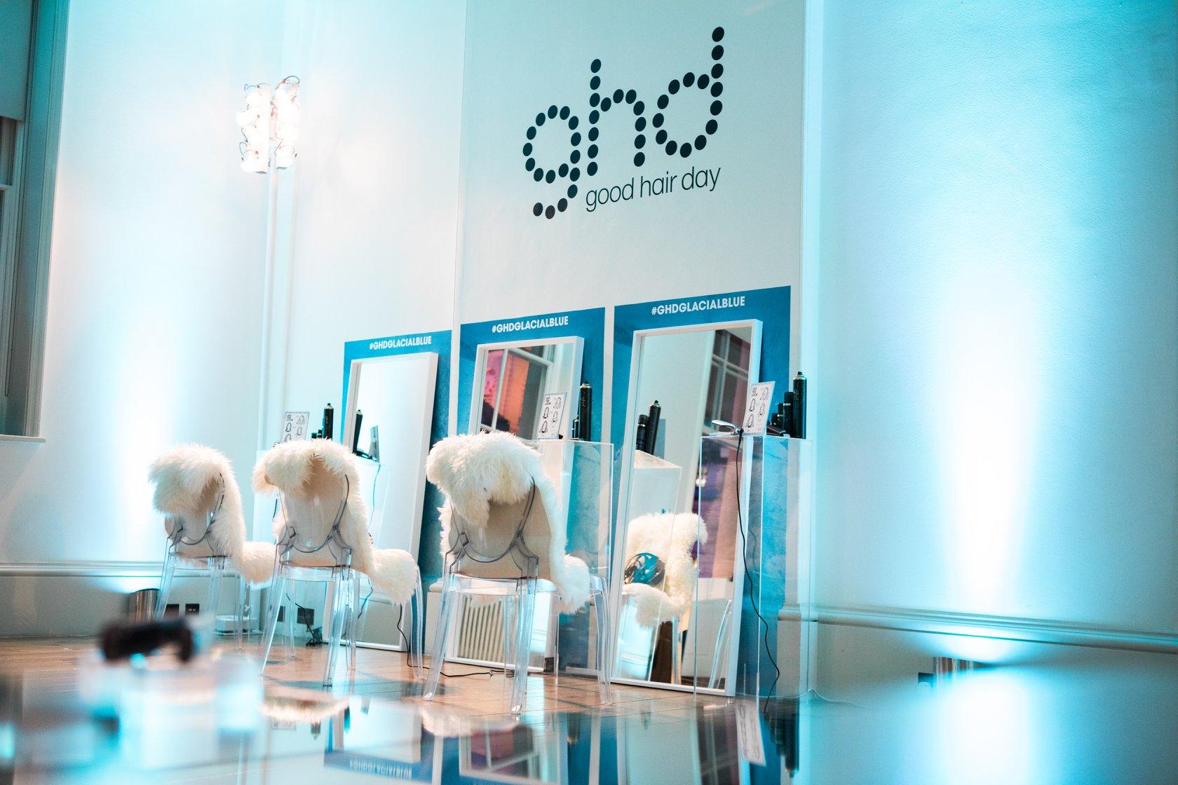 ghd London Glacial Collection