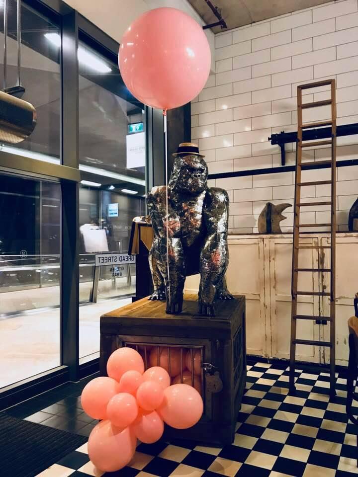Gordon Ramsay's Bread Street Kitchen Valentine's Day