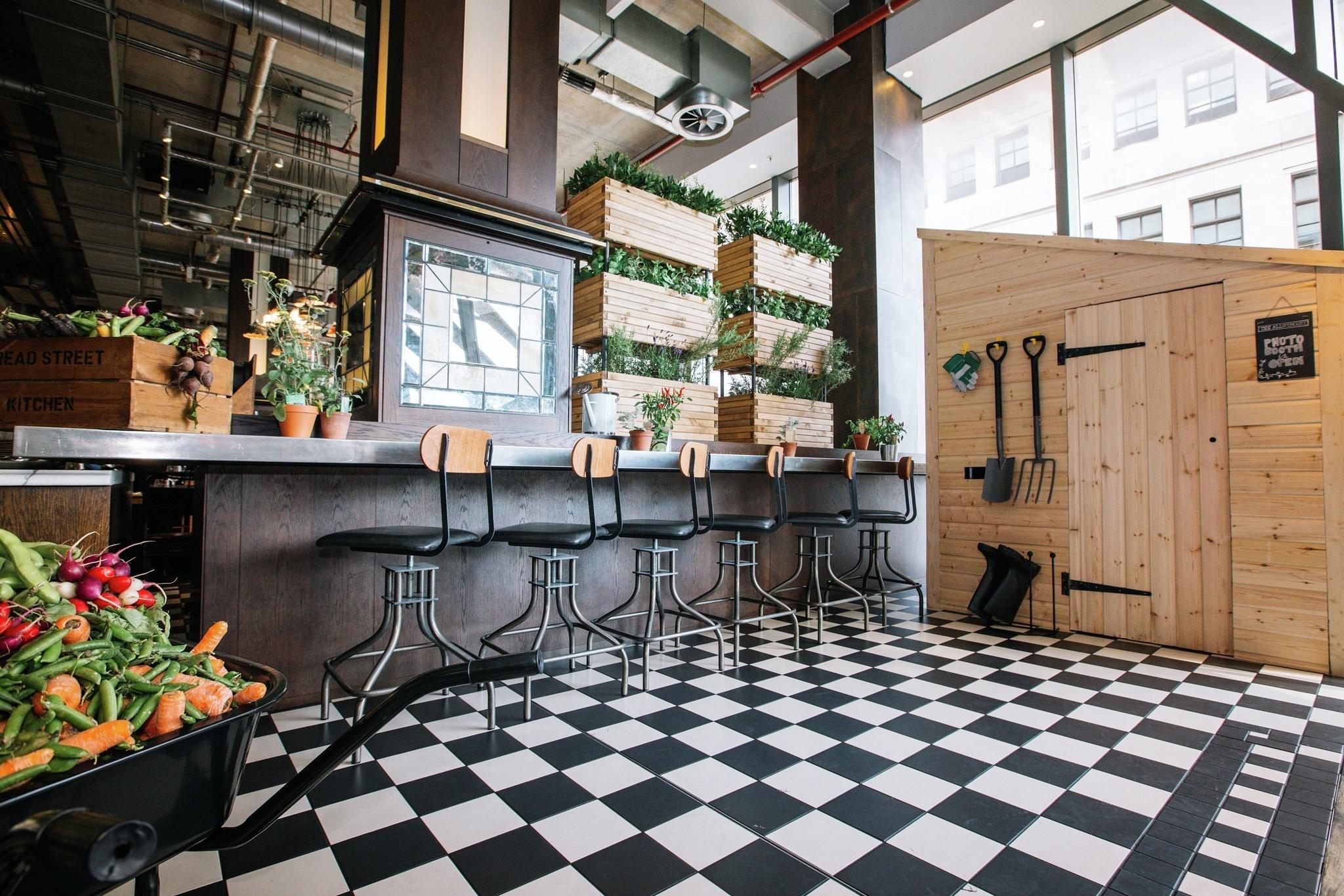 Gordon Ramsay's Bread Street Kitchen